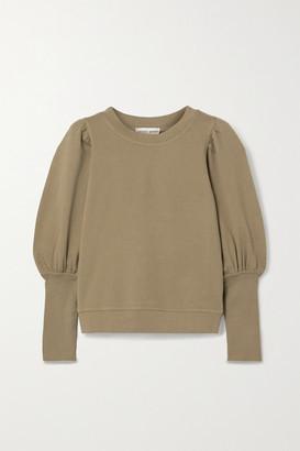 Apiece Apart Olimpio Cotton-jersey Sweatshirt
