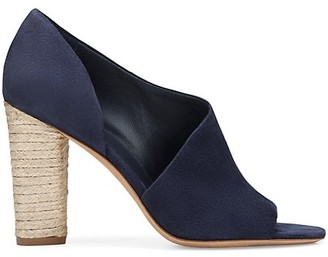 Vince Percey Suede Espadrille Sandals