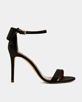 Ted Baker Bow Heeled Sandals
