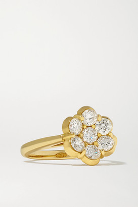 Bayco 18-karat Gold Diamond Ring