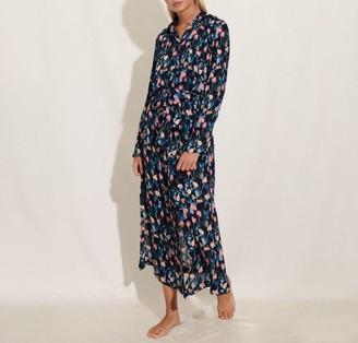 Underprotection - Zenia Dress Blue - XS