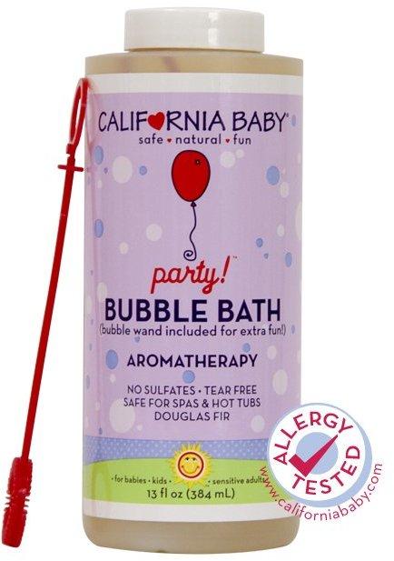 California Baby Bubble Bath - Party - 13 oz