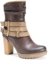 Muk Luks Skylynn Faux Leather Boot
