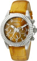 Invicta Women's 18481 Pro Diver Analog Display Swiss Quartz Yellow Watch