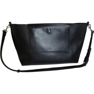Theory \N Black Leather Handbags