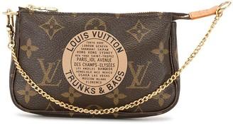 Louis Vuitton 2007 pre-owned mini Pochette Accessoires pouch
