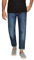 True Religion M Faded Whiskered Slim Jeans