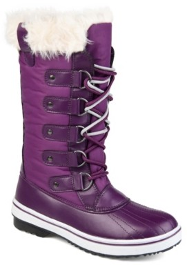 Journee Collection Frost Snow Boot