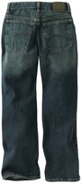 Lee Boys 8-20 Dark Quartz Relaxed Straight-Leg Jeans Husky