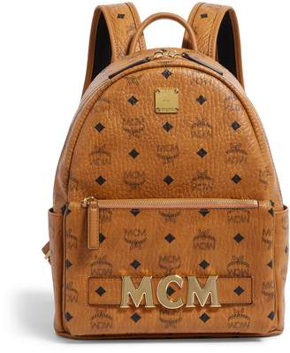 MCM Small Triologie Stark Backpack