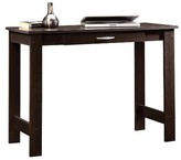 Sauder Beginnings Writing Table with Center Drawer - Cinnamon Cherry