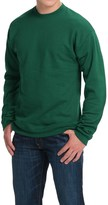 Hanes Premium EcoSmart Sweatshirt - Cotton Fleece (For Men and Women)