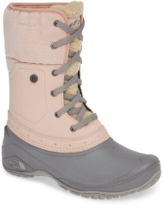 The North Face Shellista Roll Cuff Waterproof Insulated Winter Boot
