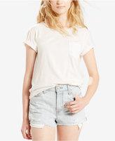 Levi's Cotton Perfect Contrast T-Shirt