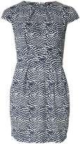 Izabel London **Izabel London Multi Blue Dress