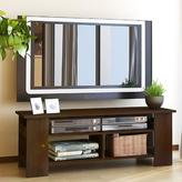 Furinno Boyate TV Entertainment Stand in Walnut