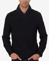 Nautica Men's Shawl-Collar Sweater