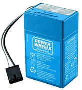 Fisher-Price Power Wheels Toddler 6-Volt Rechargeable Replacement Battery