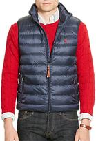 Polo Ralph Lauren Packable Down Fill Gilet