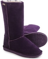 BearPaw Emma Tall Boots - Suede, Sheepskin-Lined (For Women)