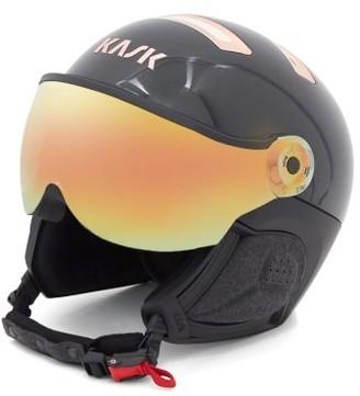 KASK Chrome Goggle-visor Ski Helmet - Black Pink