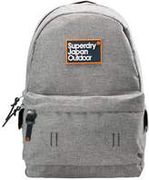 Superdry SUPER TRINITY MONTANA Rucksack light grey