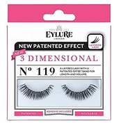 Eylure 3 Dimensional 119 Lash (Pack of 6)