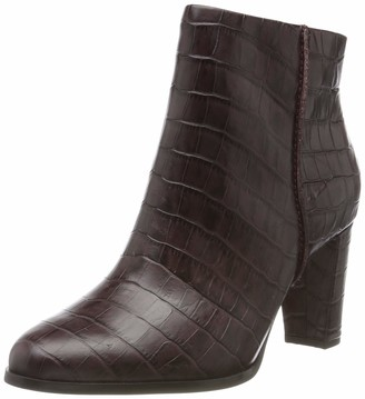Clarks Kaylin Fern Womens Ankle Boots