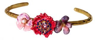 Les Nereides Multicolour Metal Bracelets