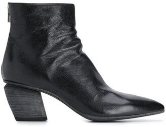 Officine Creative Pointed Ankle Boots