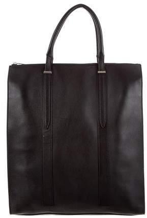 dfc4ad27fd Mens Black Zip Top Tote Bag - ShopStyle