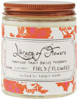 Library of Flowers Field & Flowers Luminary, 5 oz.