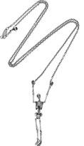 Vivienne Westwood Skeleton necklace