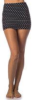 Lauren Ralph Lauren Dotted High Waist Skirted Bottom