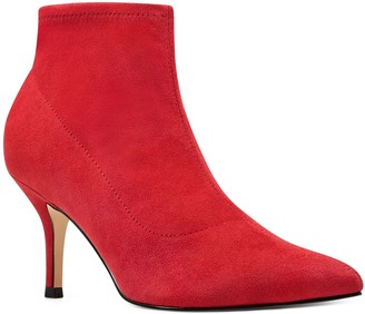 Nine West Pearce Women's Suede Ankle Boots