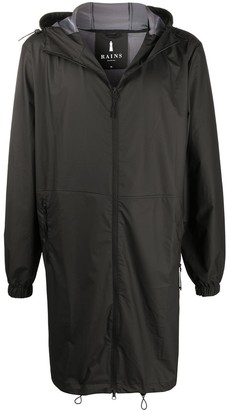 Rains Ultralight hooded parka