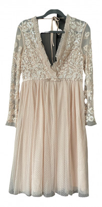 Needle & Thread Pink Lace Dresses