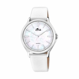 Lotus Women's Analogue Quartz Watch with Leather Strap 18516/5