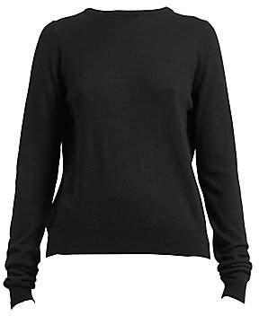 Rick Owens Women's Biker Level Cashmere Sweater