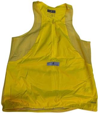 Stella Mccartney Pour Adidas Yellow Top for Women