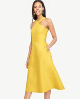 Ann Taylor Home All Tall Tall Halter Midi Dress Tall Halter Midi Dress