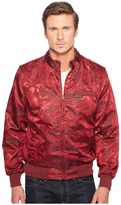 Members Only Iconic Jacquard Racer Jacket Men's Coat