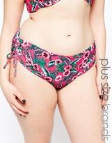 Marie Meili Gwendolen Tropcial Bikini Bottom