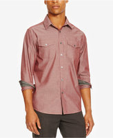 Kenneth Cole Reaction Men's Parker Dual-Pocket Shirt