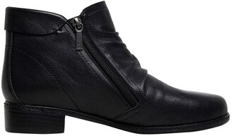 Supersoft By Diana Ferrari Parnel2 Boot Black