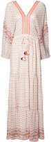 Ulla Johnson tassel detail maxi dress - women - Silk/Polyester - 2