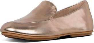 FitFlop Lena Metallic Loafers