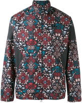 adidas floral print lightweight jacket - men - Polyester - S