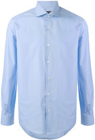 Pal Zileri fine stripe shirt - men - Cotton - 39