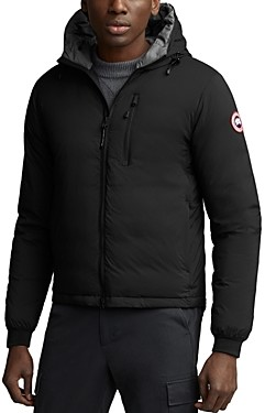 Canada Goose Lodge Packable Hooded Down Jacket